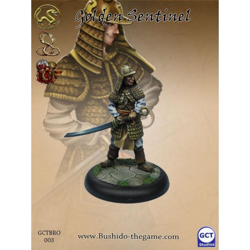Golden Sentinel, Bushido