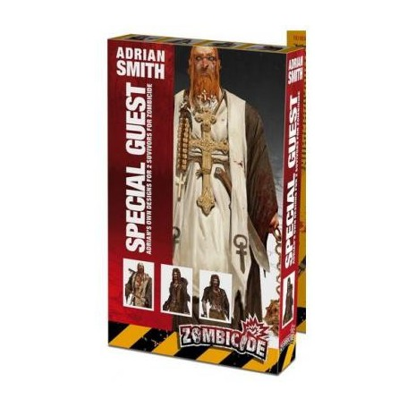 Zombicide : Special Guest Adrian Smith