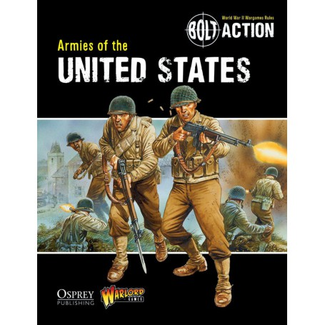 Armies Of The United States, Bolt Action (En Anglais)