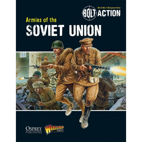 Armies Of The Soviet Union, Bolt Action (En Anglais)