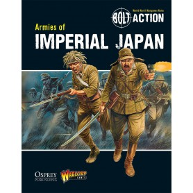 Armies Of Imperial Japan, Bolt Action (En Anglais)