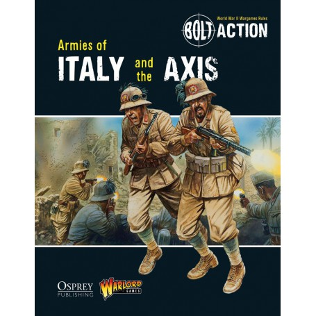 Armies of Italy and the Axis, Bolt Action (En Anglais)