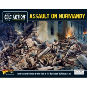 Assault On Normandy, Bolt Action (En Anglais)