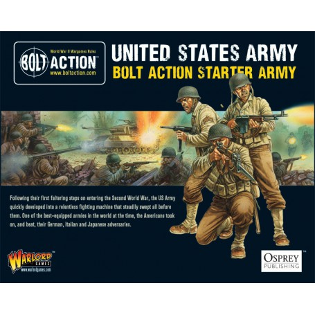 Bolt Action Starter Army - American