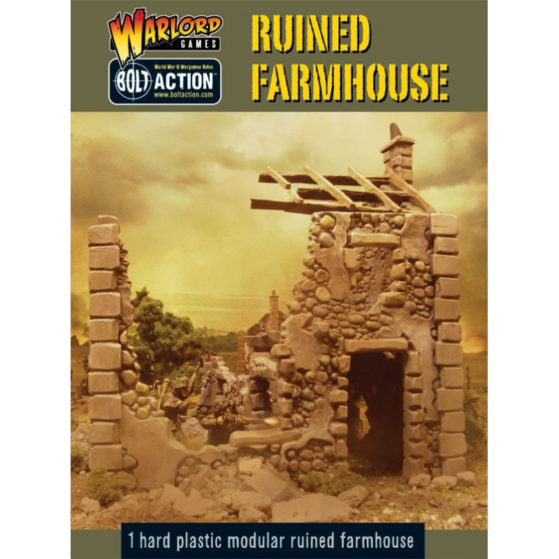 Ruined Farmhouse, Bolt Action