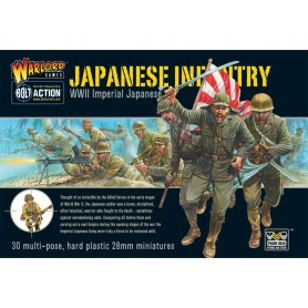 Imperial Japanese Infantry, Bolt Action
