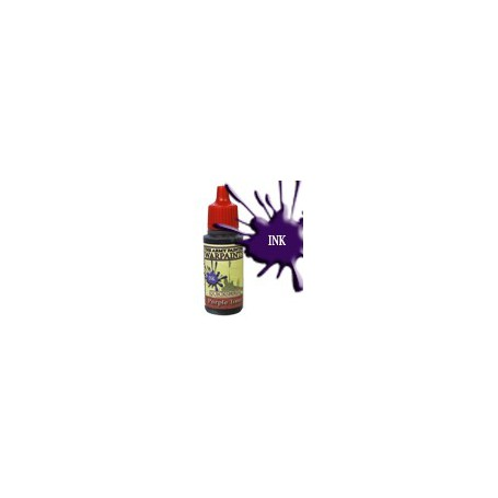 Purple Tone Ink, Warpaints D'Army Painter