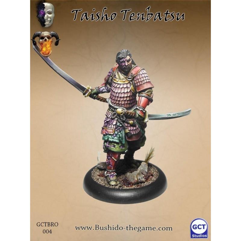 Kurouma Taisho Tenbatsu, Cult of Yureï & Savage Wave, Bushido