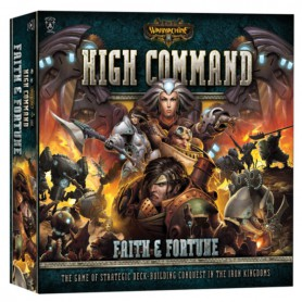 WARMACHINE High Command Faith & Fortune Core Set