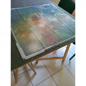 Tapis Stellaire 90X90Cm (X-Wing)