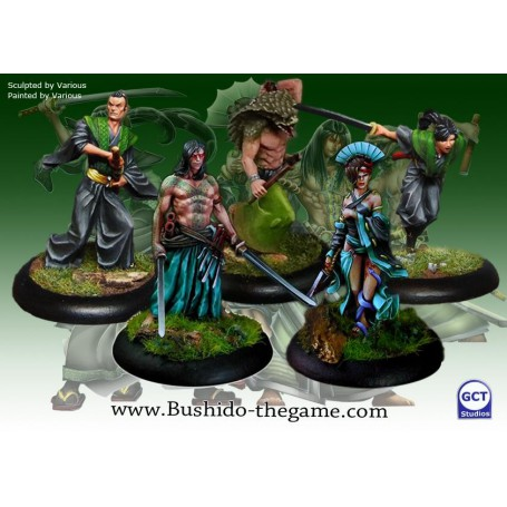 The Ito Clan, Starter Set, Bushido