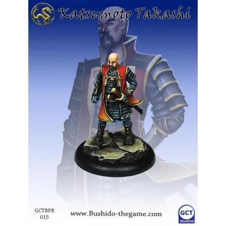 Katsumoto Takashi (Samurai)
