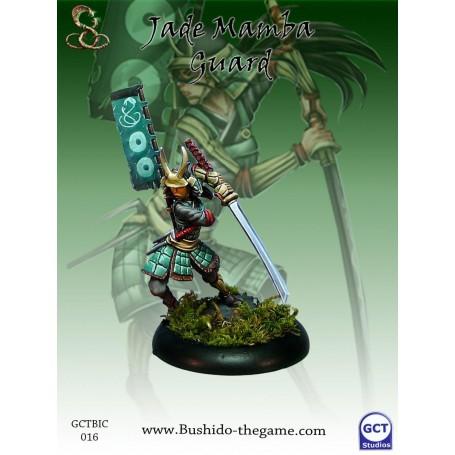 Jade mamba guard, The Ito Clan, Bushido