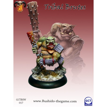 Tribal Brutes, The Savage Wave, Bushido