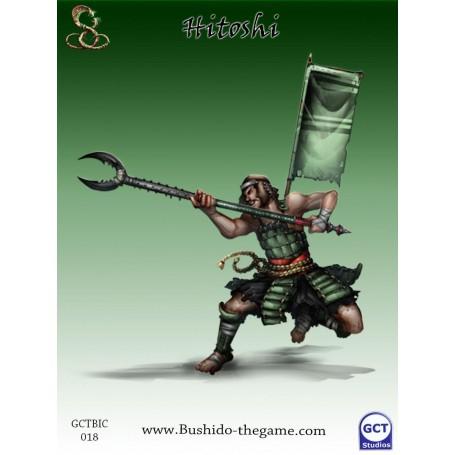 Hitoshi, The Ito Clan, Bushido