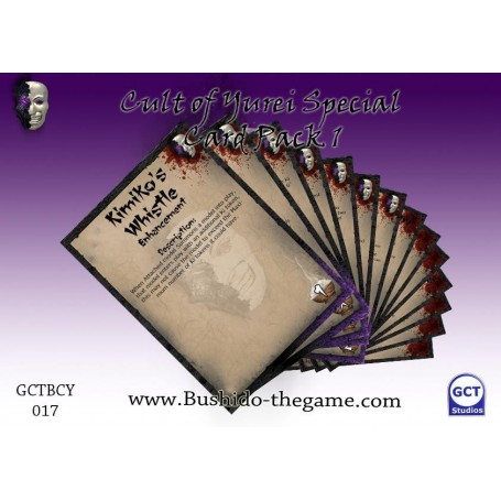 Cult Of Yurei - Special Card Pack, Bushido