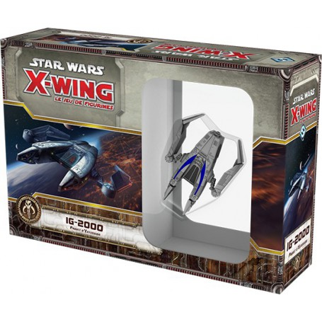 SW X-Wing : IG-2000
