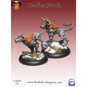 Kaihei Pack, Savage Wave, Bushido