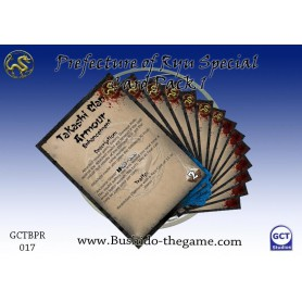 Prefecture Of Ryu - Special Card Pack, Bushido
