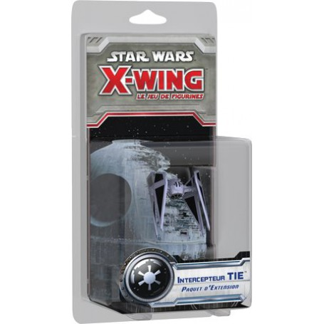 SW X-Wing : TIE Interceptor