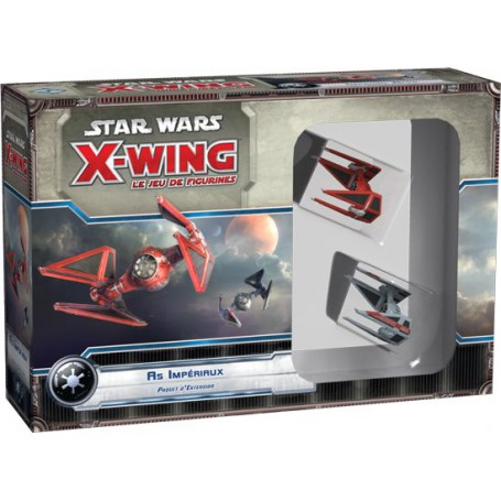 As Impériaux, Star Wars X-Wing