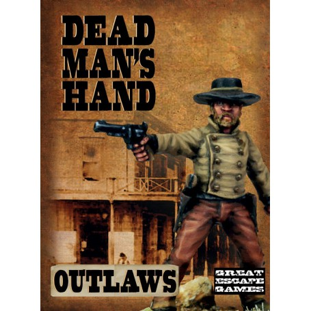 Dead Man's Hand Outlaws, par Great Escape Games