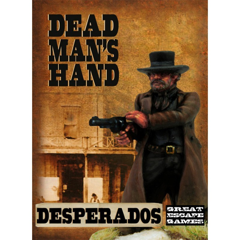 Dead Man's Hand Desperados, par Great Escape Games