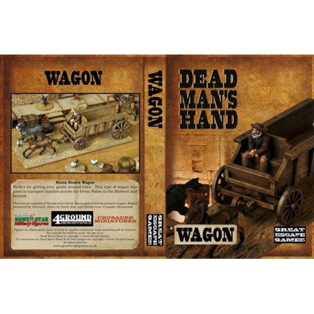 Dead Man's Hand Wagon, par Great Escape Games