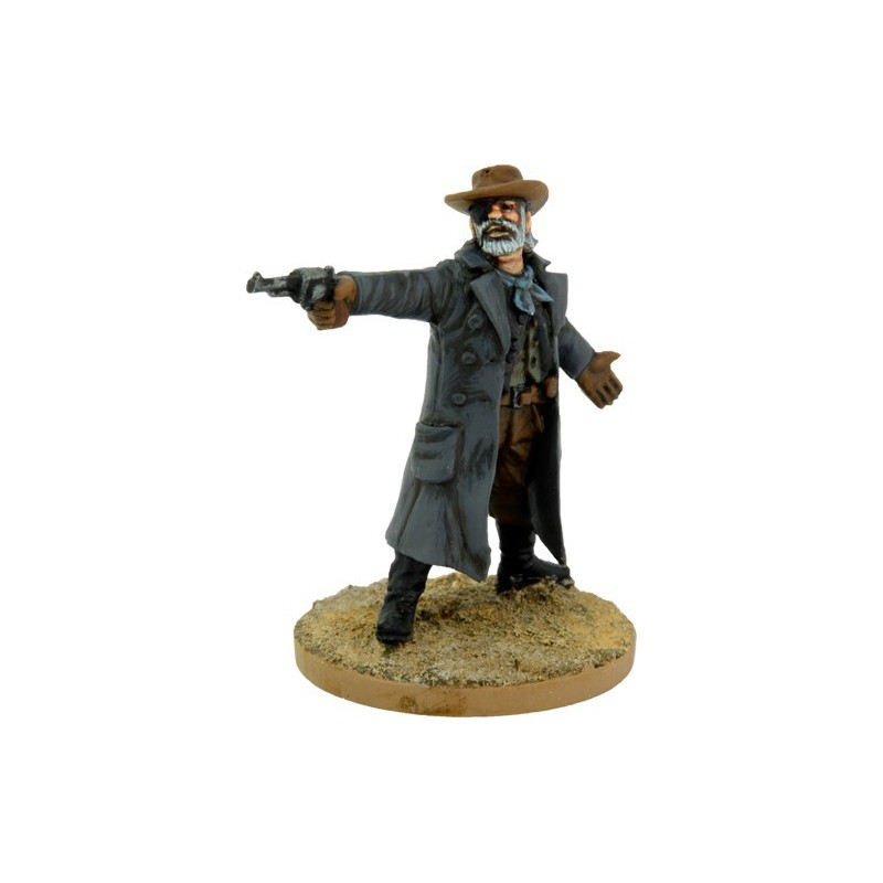 Dead Man's Hand Rogues' Gallery - John Bridges, par Great Escape Games