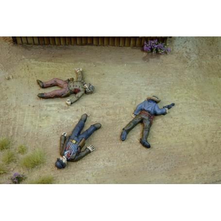 Dead Man'S Hand Dead Outlaws