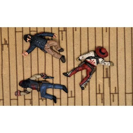 Dead Man's Hand Dead Desperados, par Great Escape Games