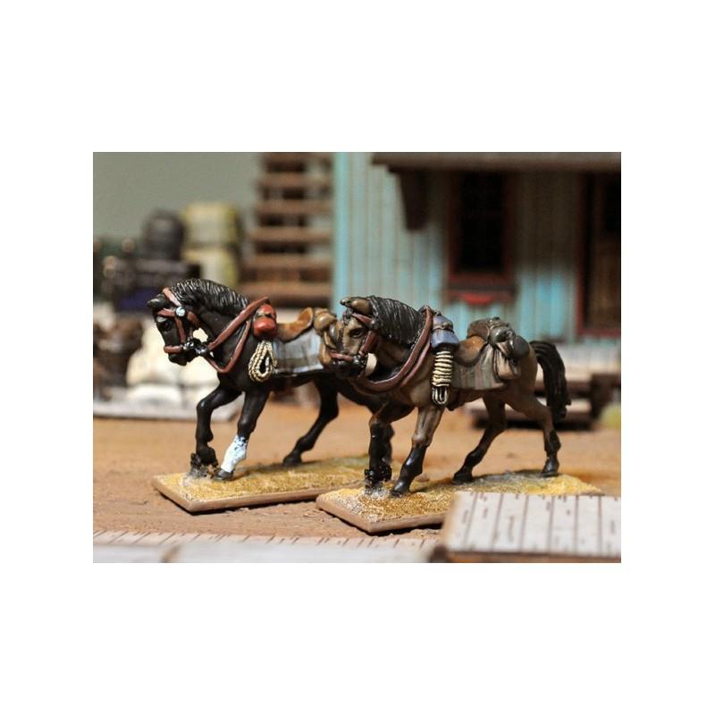 Dead Man's Hand - Riderless horses, par Great Escape Games