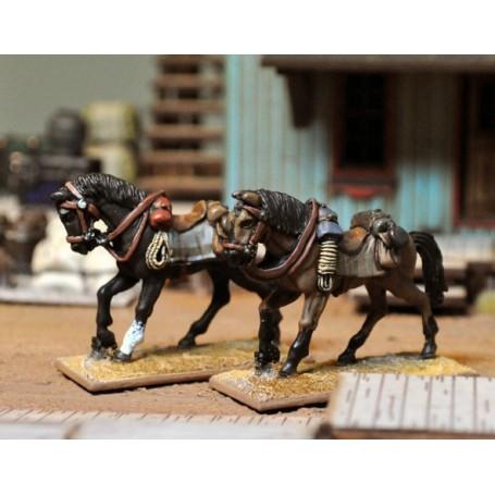 Dead Man'S Hand - Riderless Horses