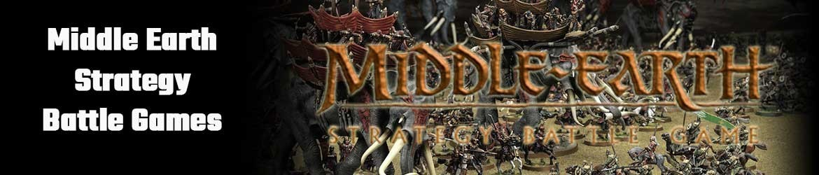 Middle Earth Strategy Battle Game