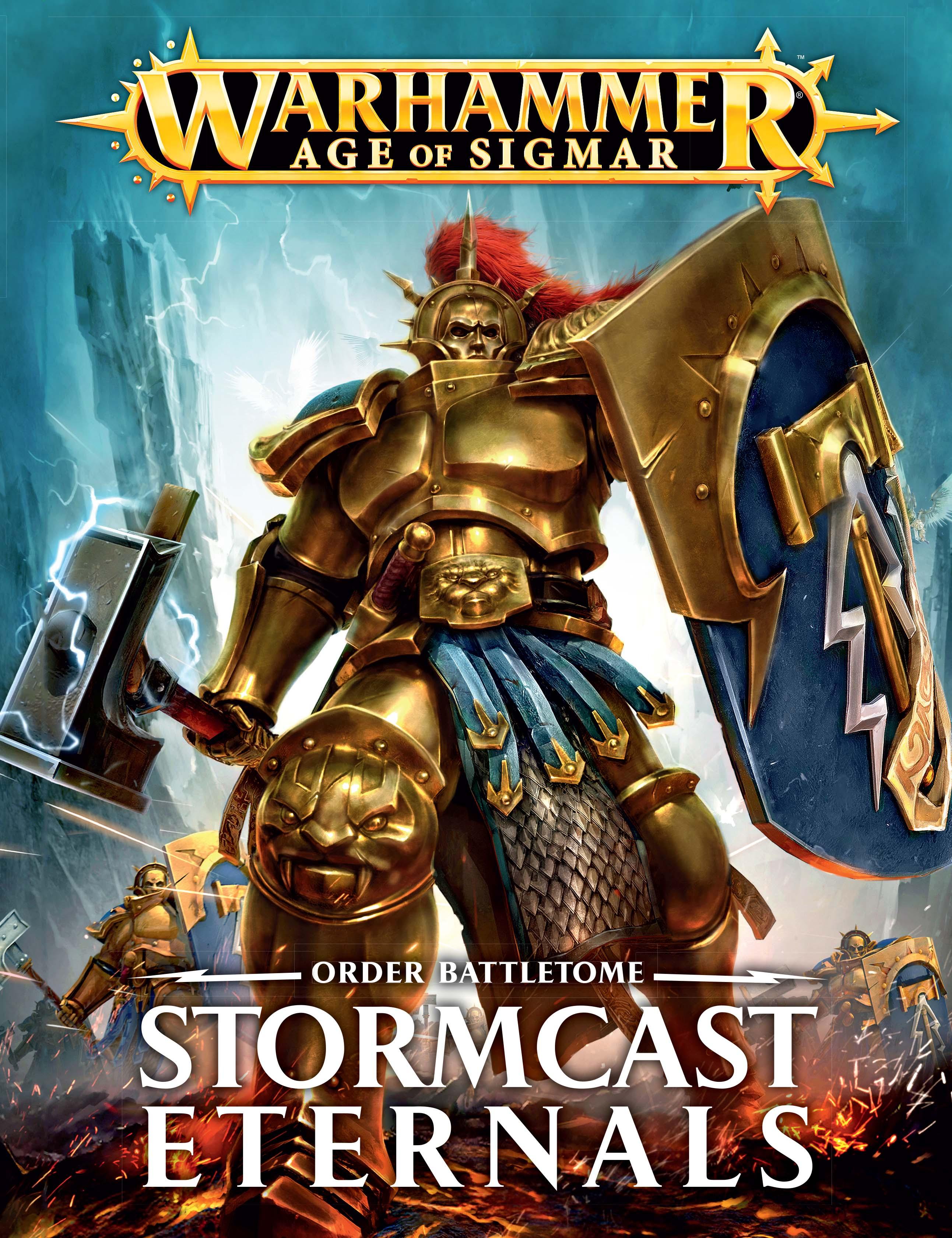 Armée complète de StormCast