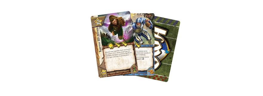 Cartes Blood Bowl