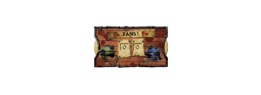 Fans Blood Bowl
