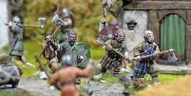 Tout le Saga, Viking age et Croisades
