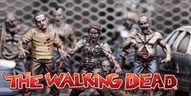 The Walking dead miniature
