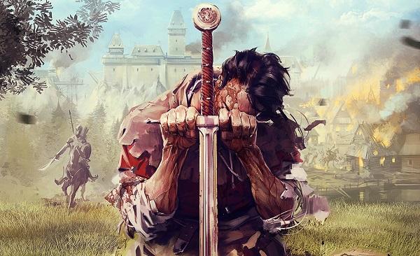 Chevalier et épée