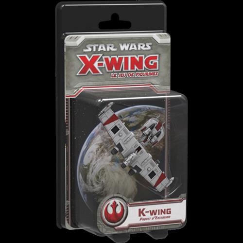 K-Wing Figurine