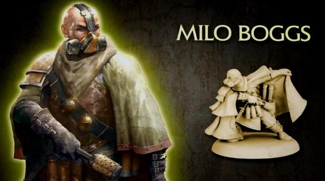 Milo alchimiste de Undercity