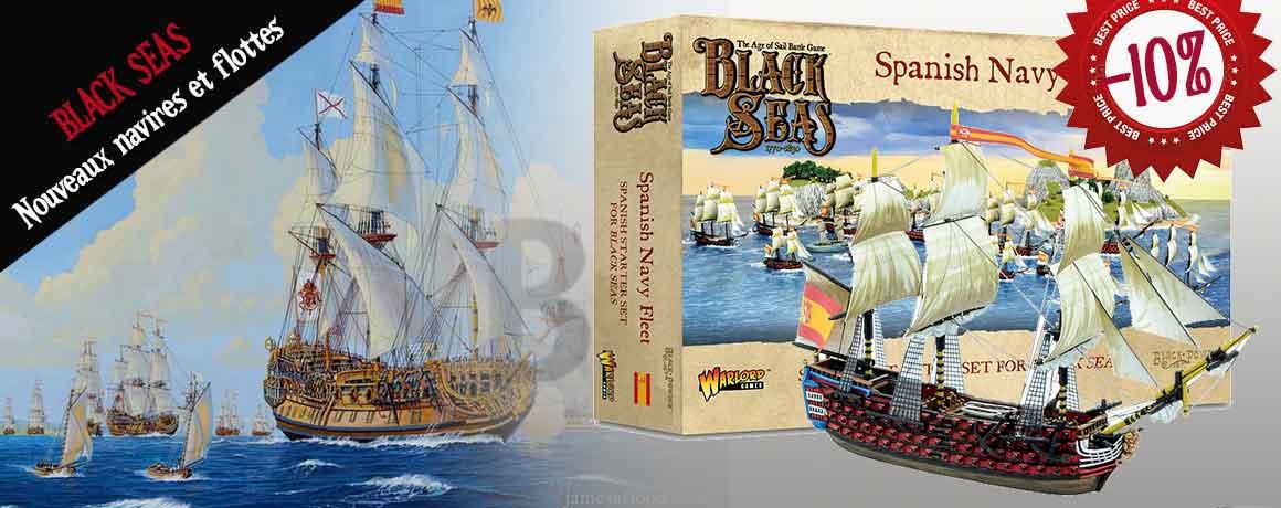 Flottes Espagnoles
